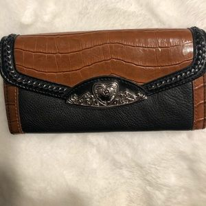 Coldwater creek wallet in like new condition
